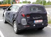 2016 Kia Sportage Spied Inside And Out: Spy Shots - image 638049