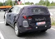 2016 Kia Sportage Spied Inside And Out: Spy Shots - image 638050