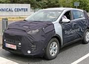 2016 Kia Sportage Spied Inside And Out: Spy Shots - image 638053