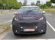 2016 Kia Sportage Spied Inside And Out: Spy Shots - image 638046