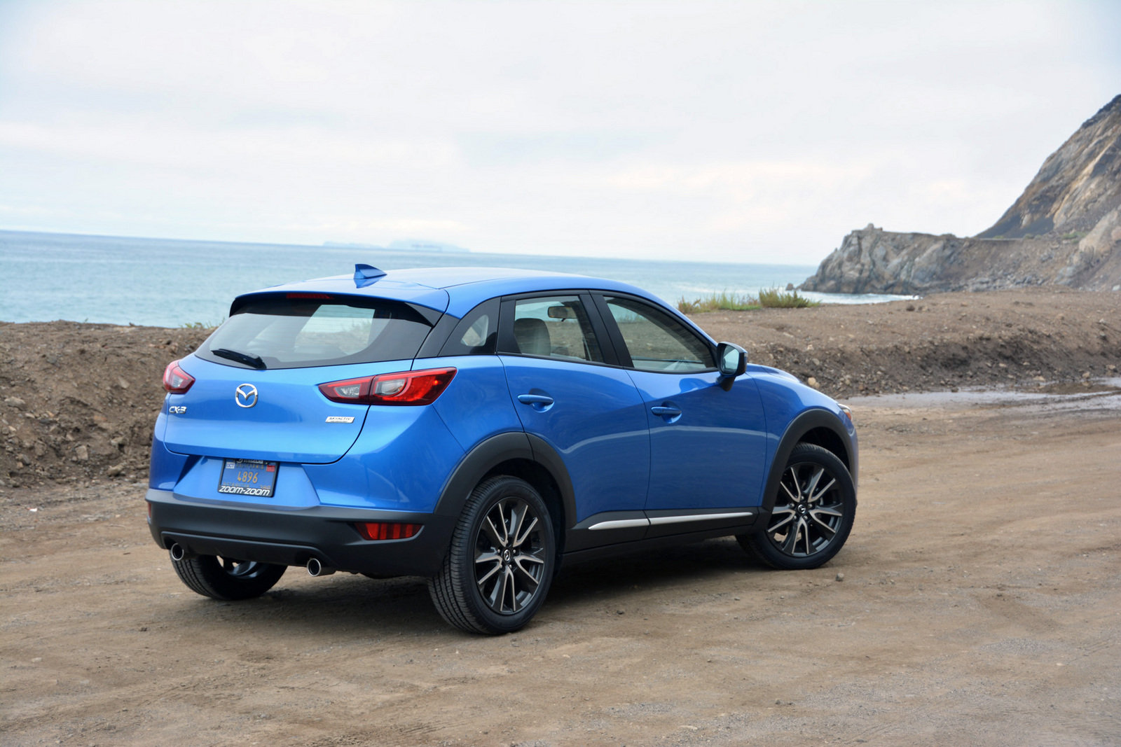 2016 mazda cx 3 driven review gallery top speed. Black Bedroom Furniture Sets. Home Design Ideas