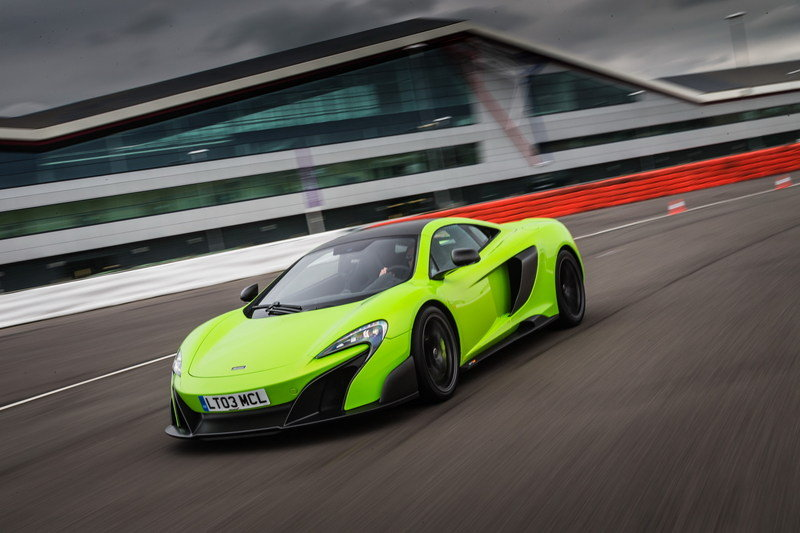 2016 McLaren 675LT High Resolution Exterior - image 638216
