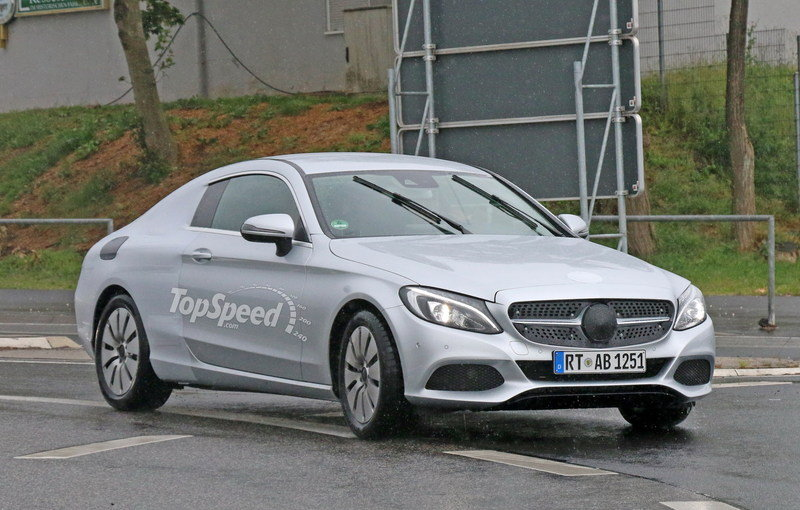 2017 Mercedes Benz C Class Coupe Top Speed