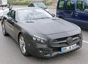 2020 Mercedes-Benz SL To Be More Driver-Centric - image 636724