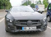 2020 Mercedes-Benz SL To Be More Driver-Centric - image 636723