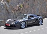 2017 Renault Alpine Mule Caught Testing: Spy Shots - image 637624