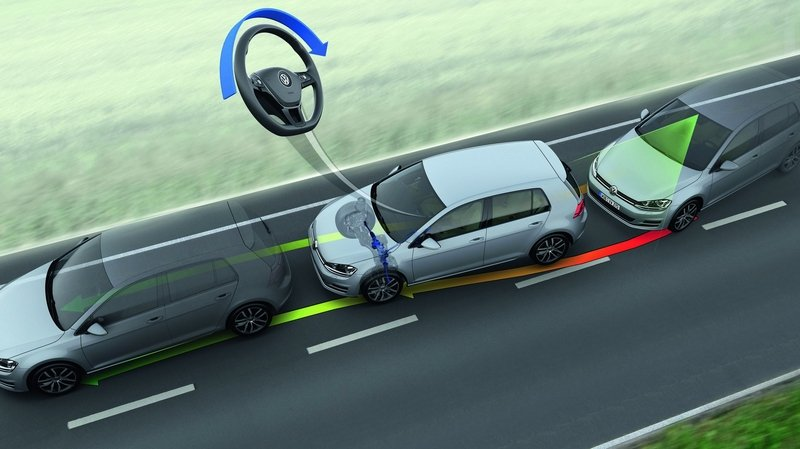 2016 Volkswagen Lineup Offers New Driver Assistance Systems