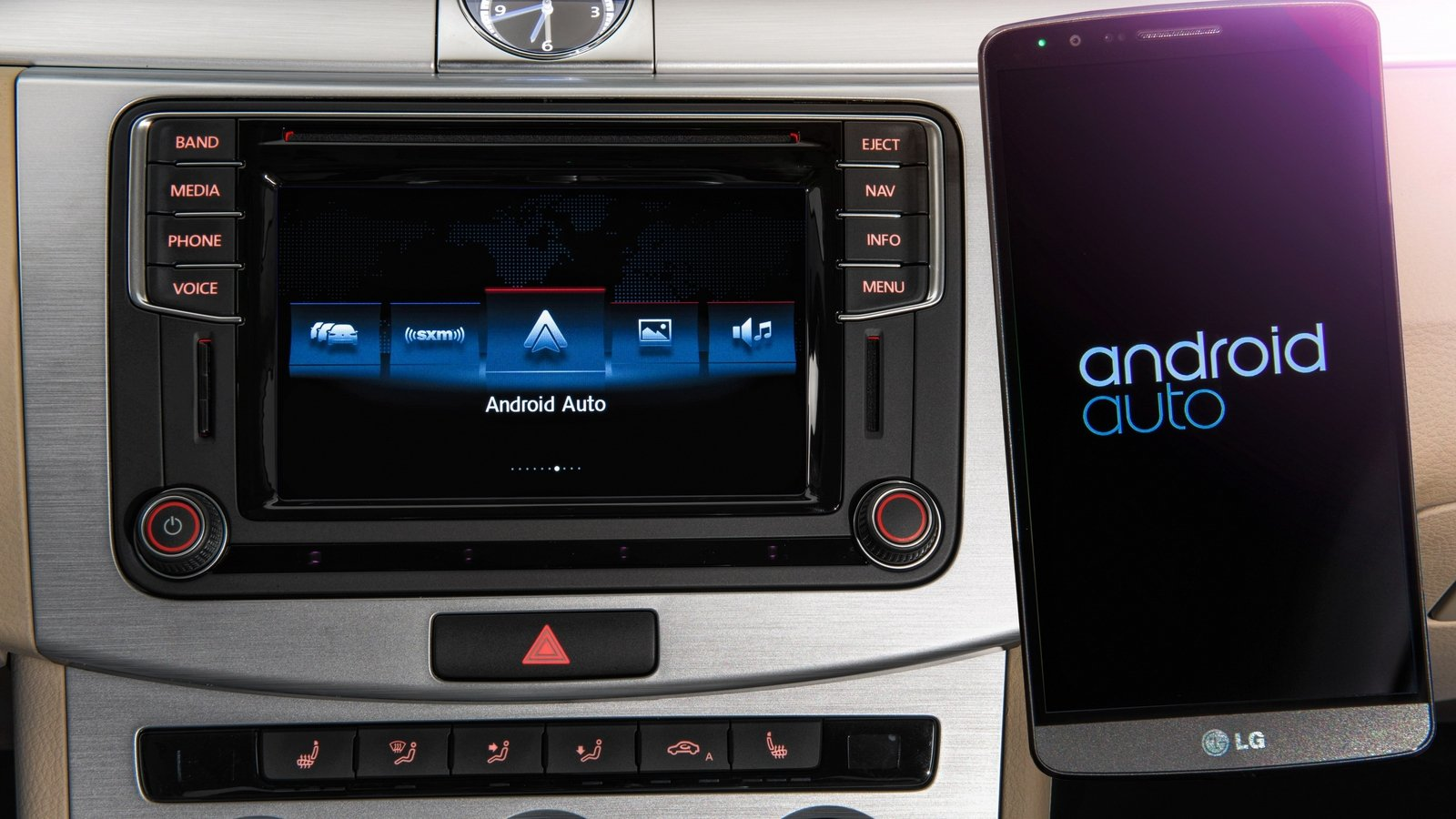2016 volkswagen models will offer apple carplay android. Black Bedroom Furniture Sets. Home Design Ideas