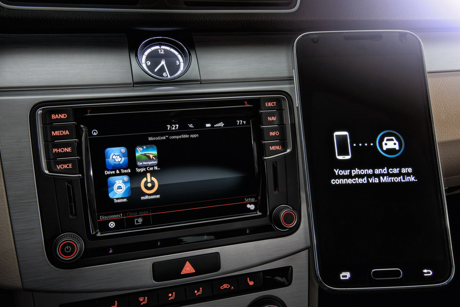 2016 volkswagen models will offer apple carplay android auto picture 638535 car news top. Black Bedroom Furniture Sets. Home Design Ideas
