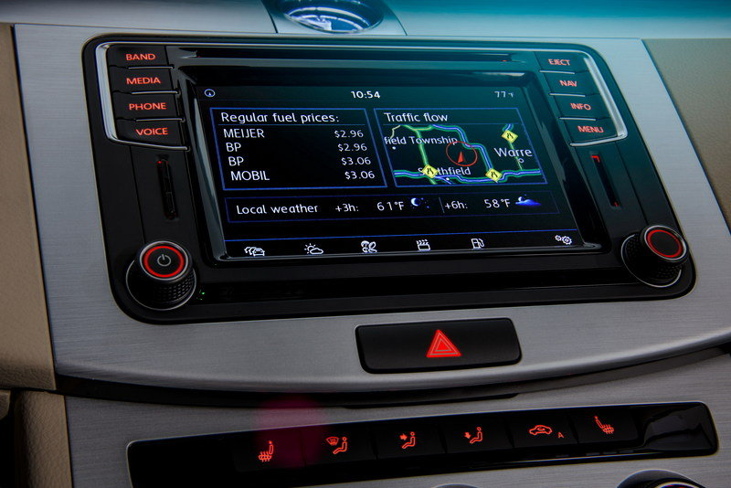 2016 Volkswagen Models Will Offer Apple CarPlay & Android Auto