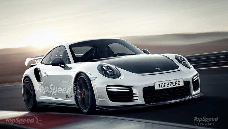 2018 Porsche 911 GT2 RS Exterior Exclusive Renderings Computer Renderings and Photoshop - image 636936