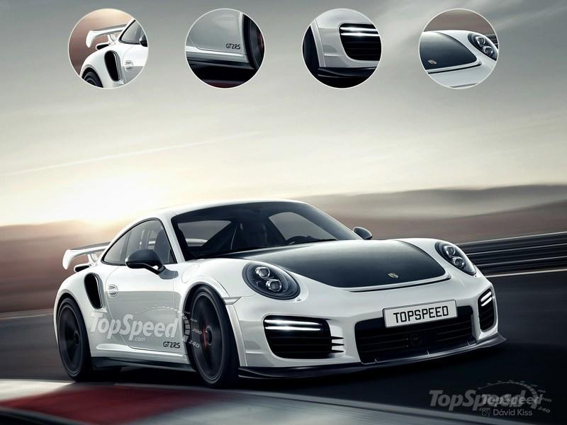 2018 Porsche 911 GT2 RS Exterior Exclusive Renderings Computer Renderings and Photoshop - image 636935