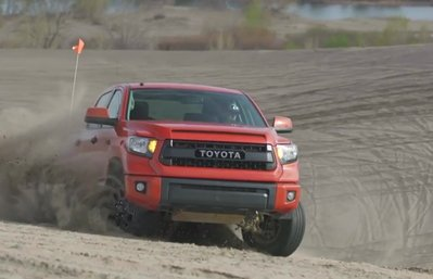 3500 Epic Miles in a Toyota TRD Pro: Video