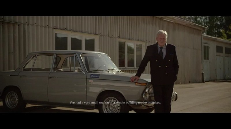 Alpina History In 10 Minutes: Video