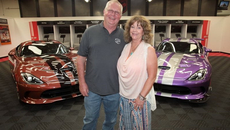 American Couple Has 79 Vipers In Their Snake Pit