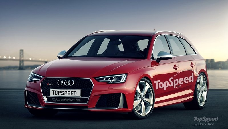2018 Audi RS4 Avant Exterior Exclusive Renderings Computer Renderings and Photoshop - image 635834