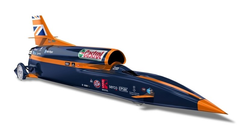 Bloodhound SSC Will Be Unveiled On November 17