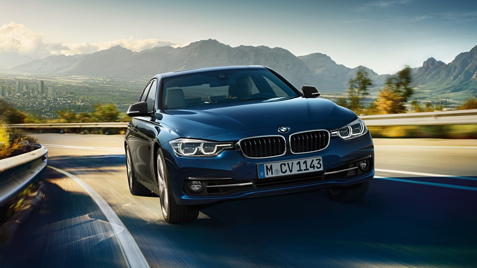 2016 BMW 320d ED Sport Pictures Photos Wallpapers Top