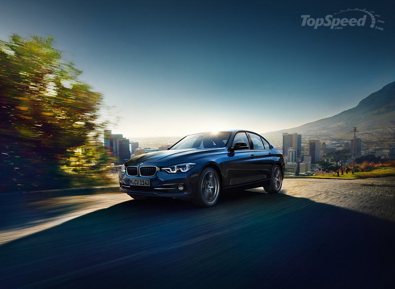 2016 BMW 320d ED Sport High Resolution Exterior Wallpaper quality - image 637250