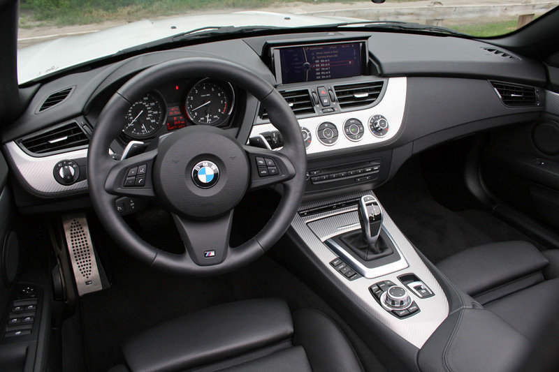 2015 BMW Z4 - Driven Interior Test drive - image 636331