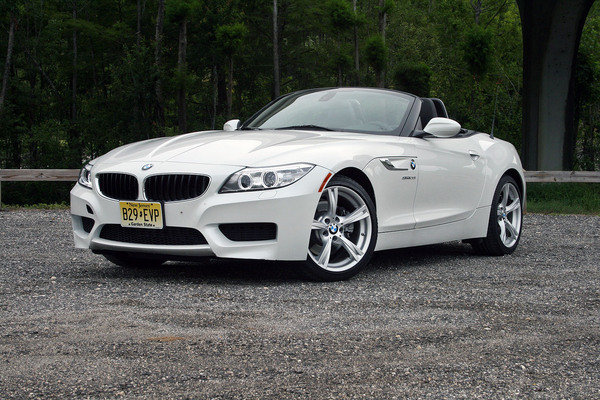 2015 Bmw Z4 Driven Car Review Top Speed