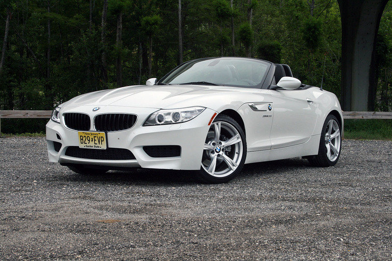 2015 BMW Z4 - Driven Exterior Test drive - image 636302