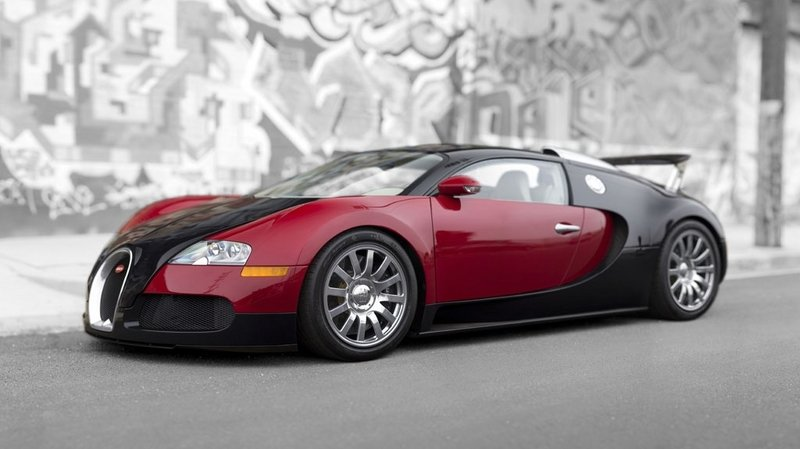 "Bugatti Veyron 16.4 ""001"" Will Be Auctioned At Monterey"