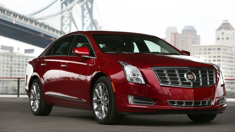 Cadillac XTS Will Live Until 2019