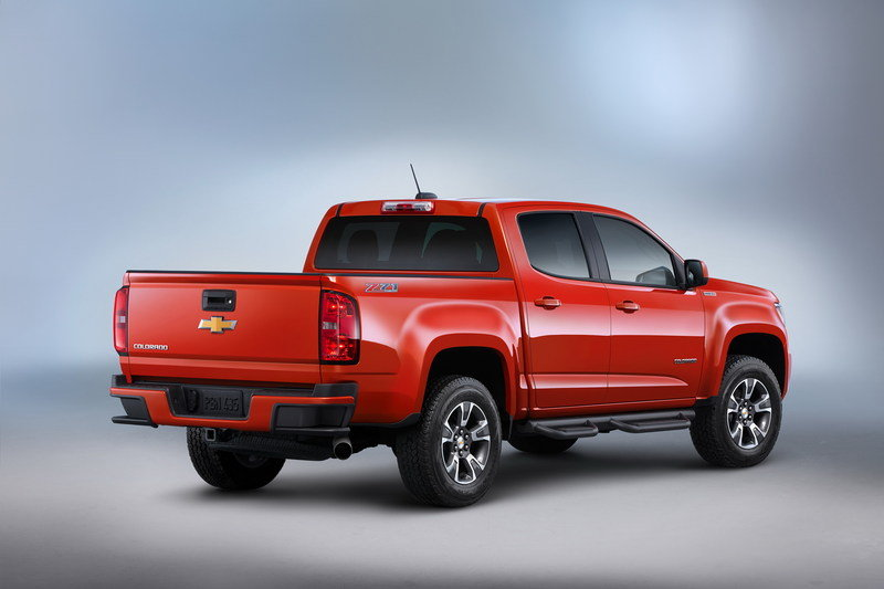 2016 Chevrolet Colorado Duramax Diesel High Resolution Exterior - image 638247