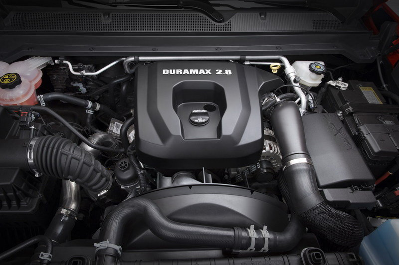 2016 Chevrolet Colorado Duramax Diesel High Resolution Drivetrain - image 638249