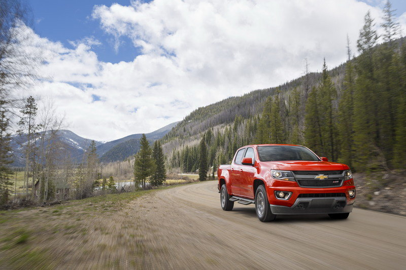 2016 Chevrolet Colorado Duramax Diesel High Resolution Exterior Wallpaper quality - image 638250