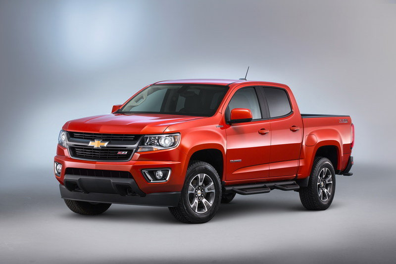 2016 Chevrolet Colorado Duramax Diesel High Resolution Exterior - image 638245