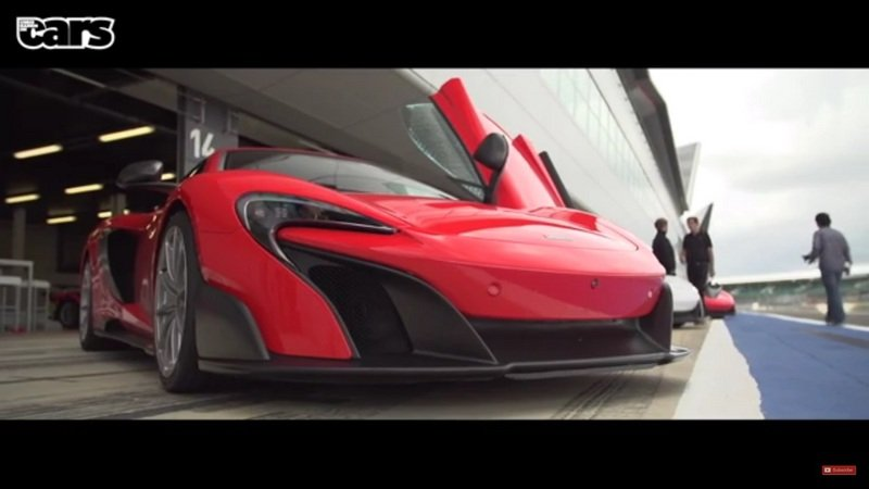 Chris Harris Drives The McLaren 675LT: Video