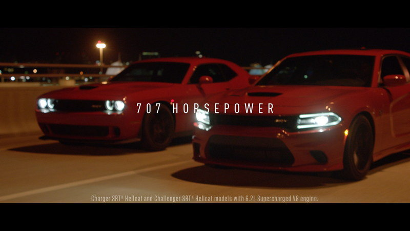 "Dodge Hellcats and Viper Will Be Featured In New ""Predators"" Campaign: Video"