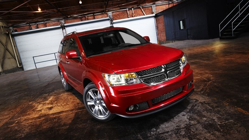 Dodge Journey Recalled For Fire Risk