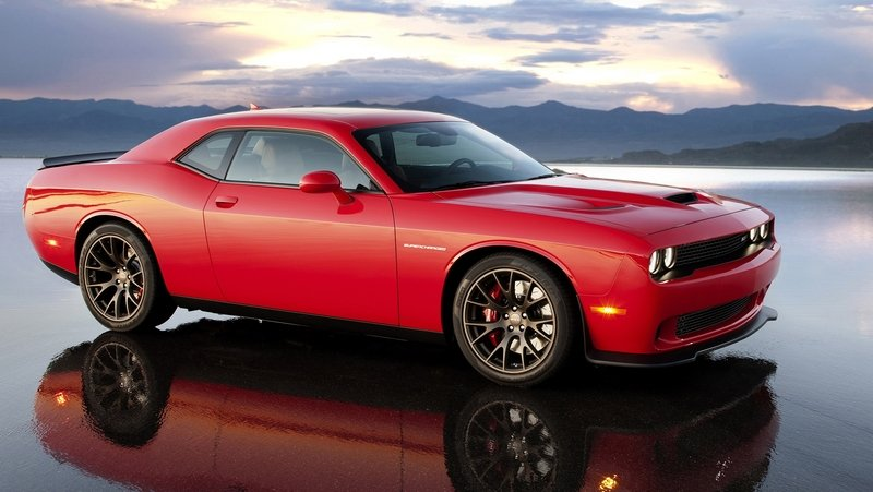 Dodge Hellcat Sales Plan For 2016