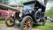 Edsel Ford's 1915 Cross-Country Road Trip Revisited - image 638106
