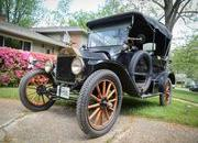 Edsel Ford's 1915 Cross-Country Road Trip Revisited - image 637397