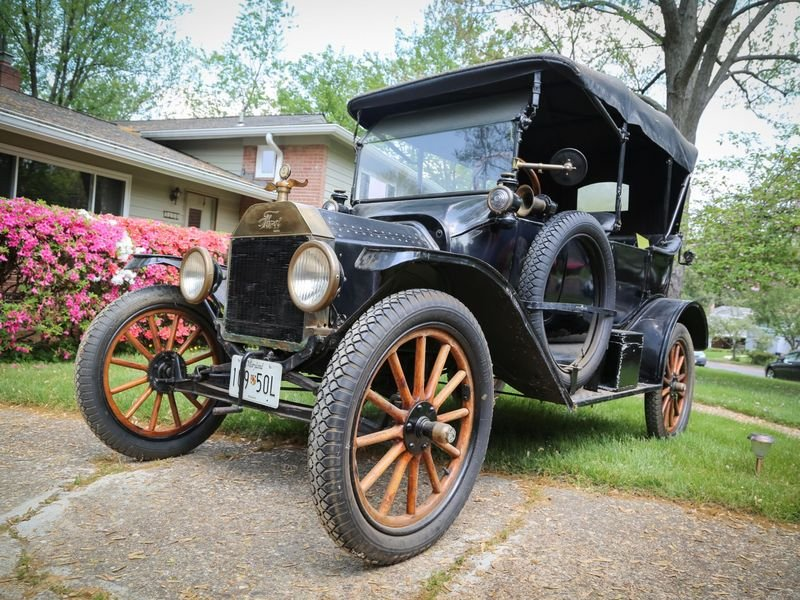 Edsel Ford's 1915 Cross-Country Road Trip Revisited