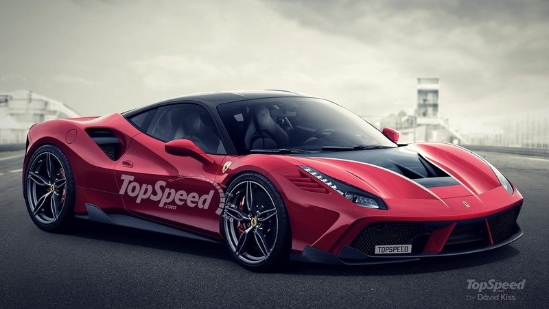 What the Hell is a Ferrari 488 Special Series Coupe?