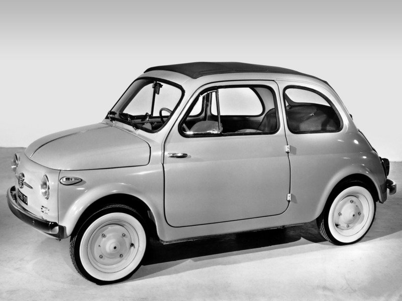1957 - 1975 Fiat 500 High Resolution Exterior - image 638621