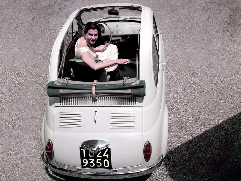 1957 - 1975 Fiat 500 High Resolution Exterior - image 638625