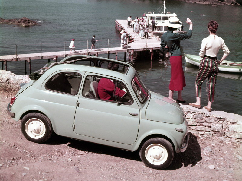 1957 - 1975 Fiat 500 High Resolution Exterior - image 638613