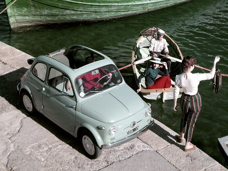 1957 - 1975 Fiat 500 High Resolution Exterior - image 638620