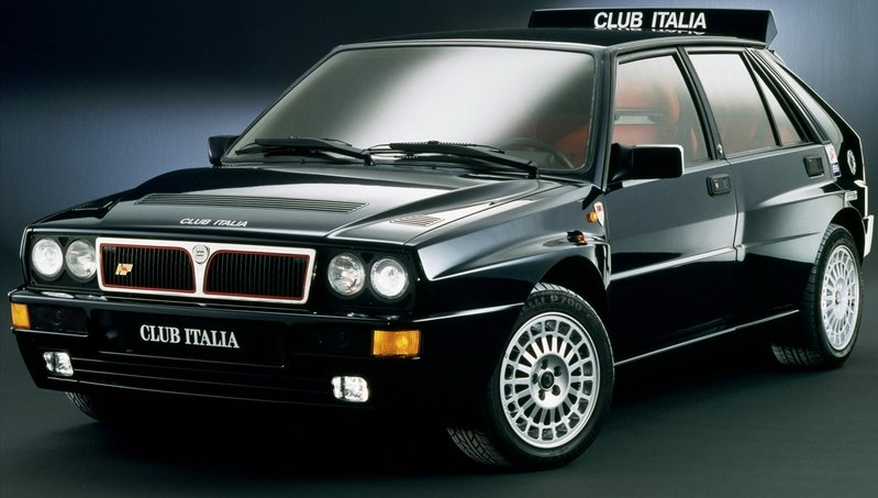 Fiat Chrysler May Bring Back Lancia Delta Integrale