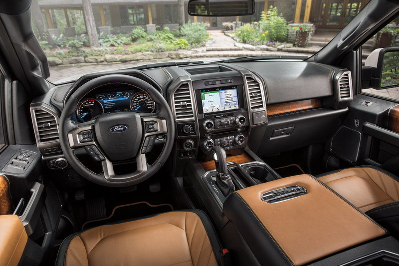 2016 Ford F-150 Limited High Resolution Interior - image 637614