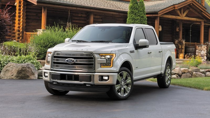 2016 Ford F-150 Limited High Resolution Exterior - image 637620