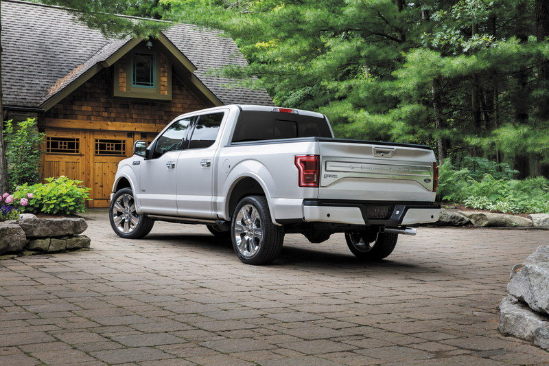 2016 Ford F-150 Limited High Resolution Exterior - image 637604