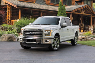 2016 Ford F-150 Limited - image 637605