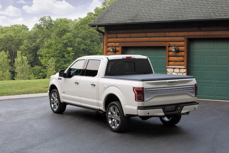 2016 Ford F-150 Limited High Resolution Exterior - image 637606